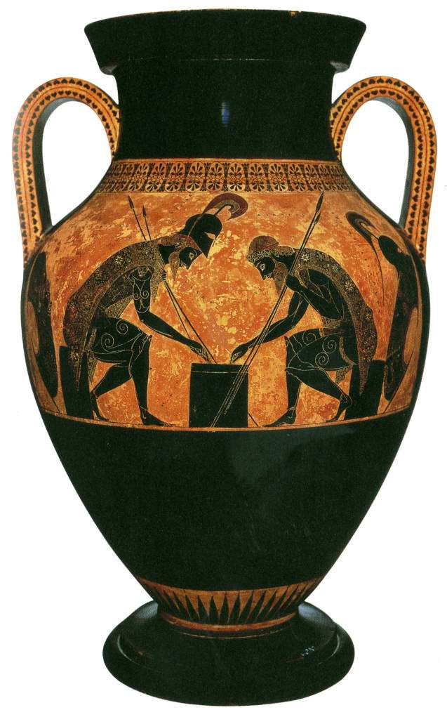 Paintings - Greek Urn PNG