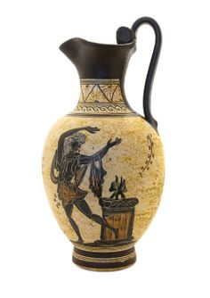 Greece, Greek, Pottery, Vase