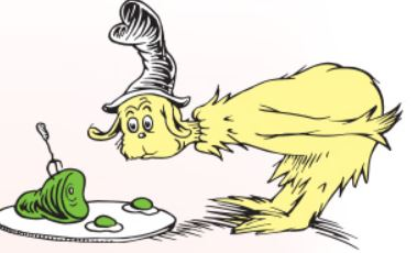 Green Eggs And Ham PNG - 50242