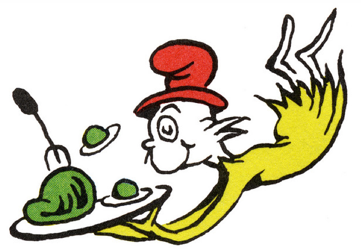 Green Eggs And Ham PNG - 50237