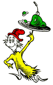 Green Eggs And Ham PNG - 50235