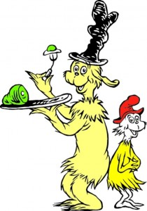 Green Eggs And Ham PNG - 50241