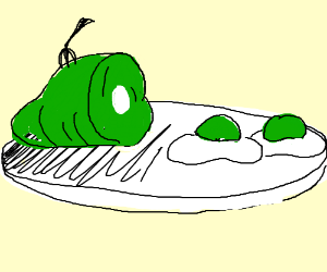 Green Eggs And Ham PNG - 50244