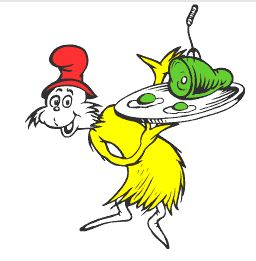 Green Eggs And Ham PNG - 50233