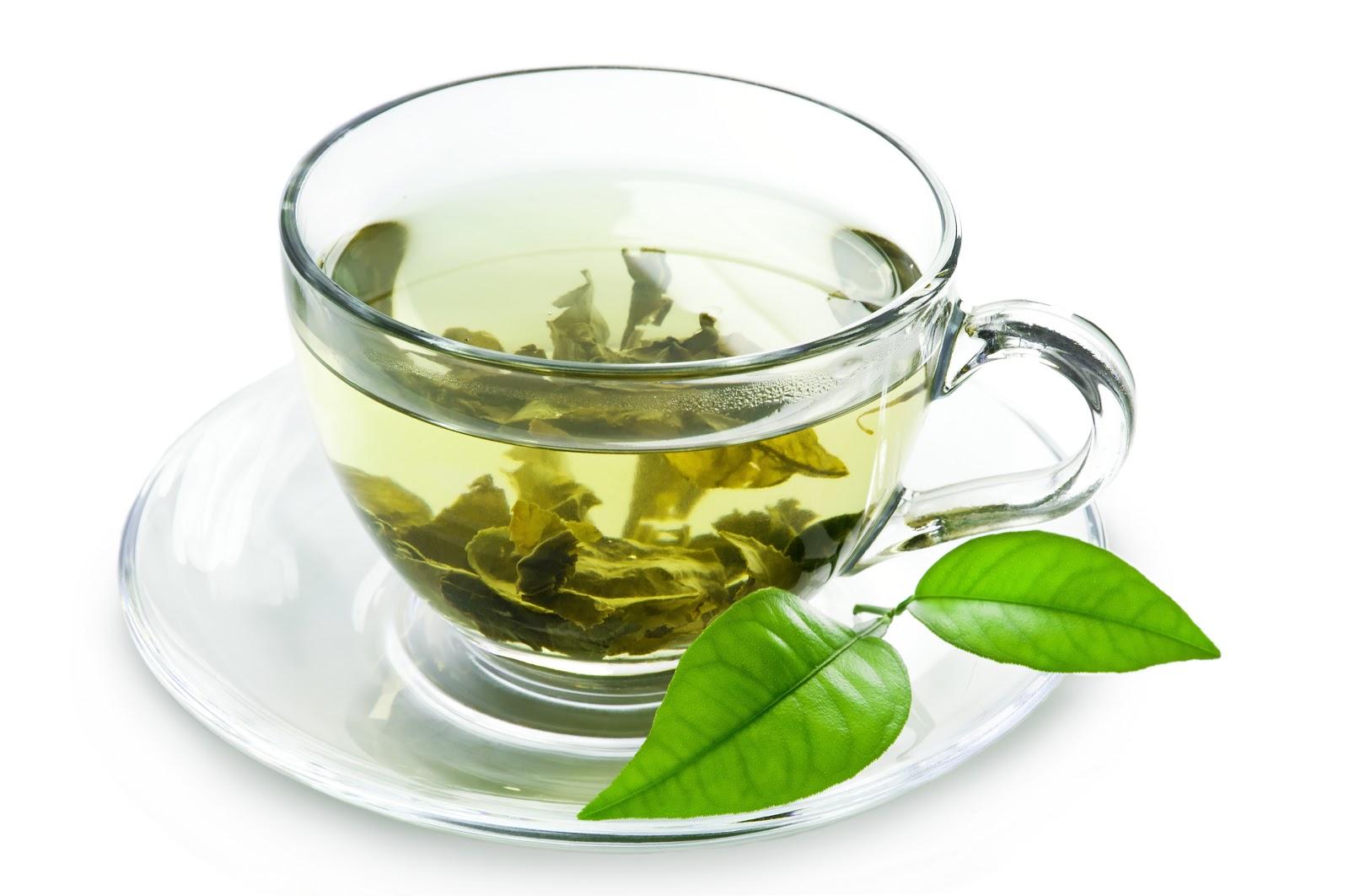Green Tea PNG - 7415