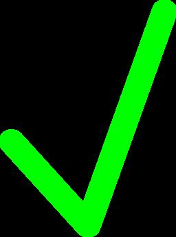 Green Tick - Green Tick PNG