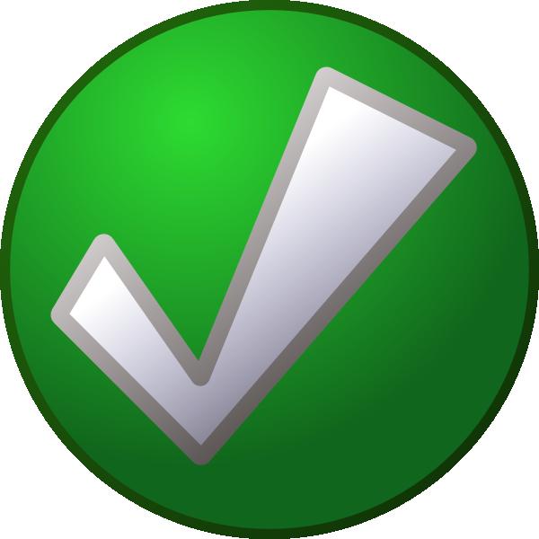 Green Tick PNG Transparent - Green Tick PNG HD