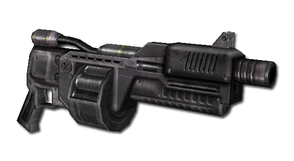 File:CNCR Grenade Launcher Render.png - Grenade Launcher HD PNG
