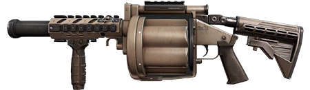 File:Grenade Launcher.png - Grenade Launcher HD PNG