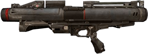 File:RocketLauncher Transparent.png - Grenade Launcher HD PNG