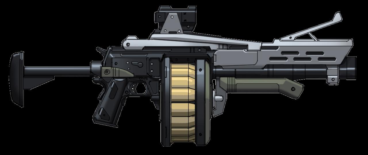 Grenade launcher PNG - Grenade Launcher HD PNG