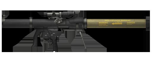 Grenade Launcher HD PNG