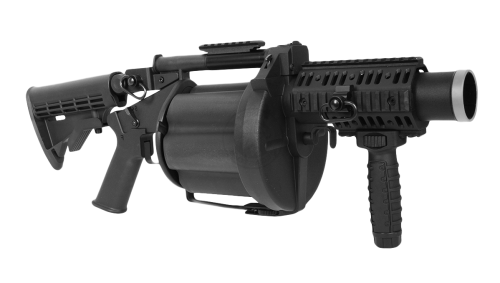 Grenade Launcher PNG Transparent Image - Grenade Launcher HD PNG