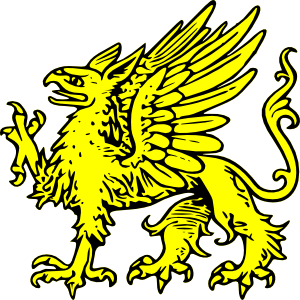 Griffin PNG - 4556
