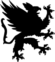 Griffin PNG - 4553