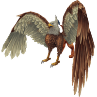 Griffin PNG - 4548