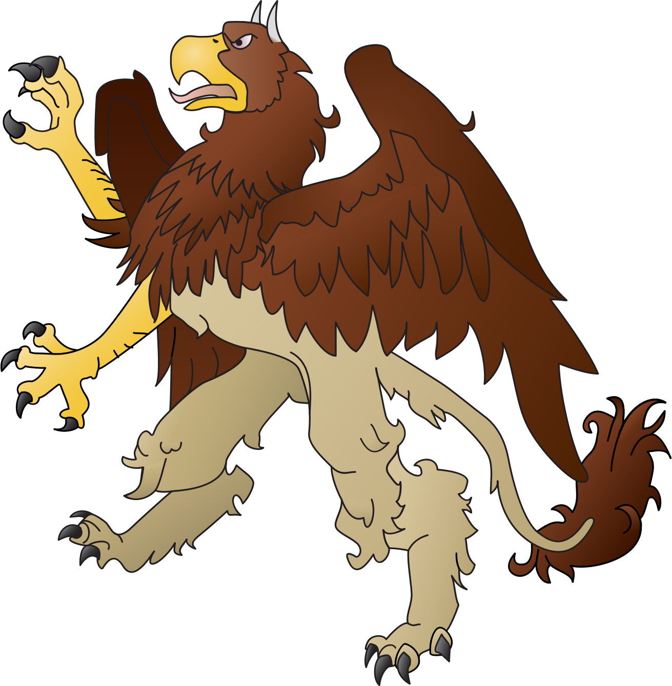 Griffin Free Png Image PNG Image - Griffin PNG