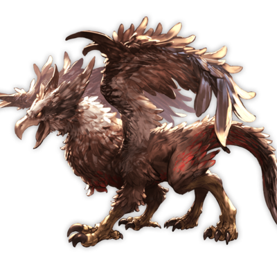 Griffin PNG - 4549