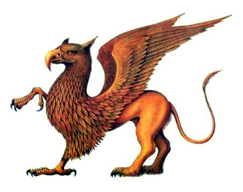 Griffin PNG - 4547