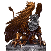 Griffin PNG - 4545