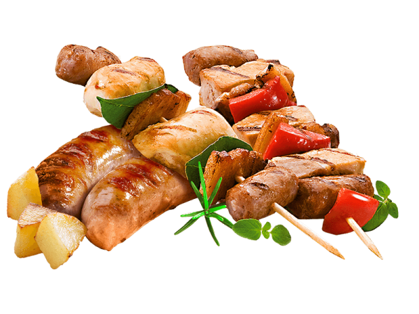 Grilled Food PNG