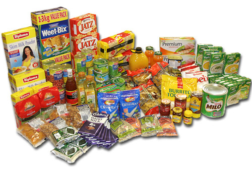 Grocery Items PNG - 70206