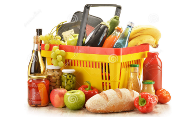 Grocery Items PNG - 70207
