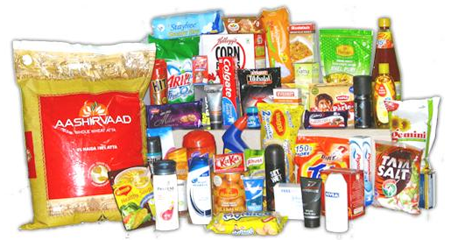 Food - Grocery Items PNG