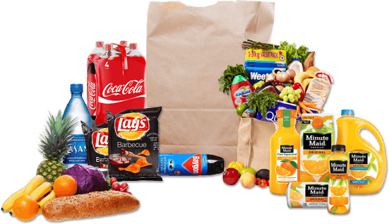 Grocery and Departmental Store - Grocery Items PNG