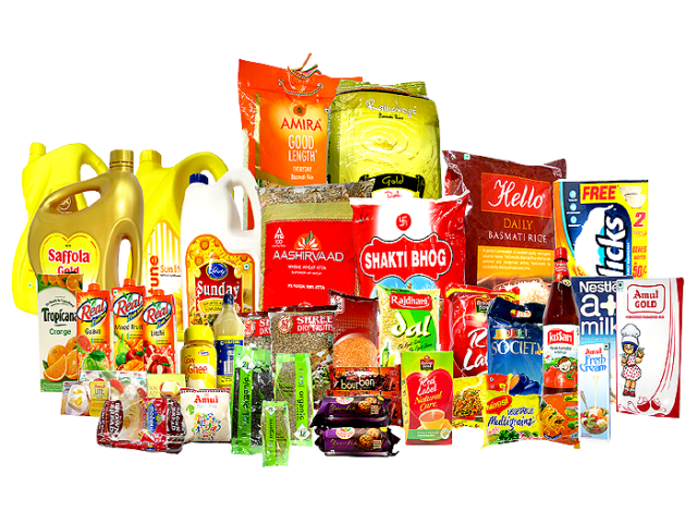 Grocery Items PNG - 70201