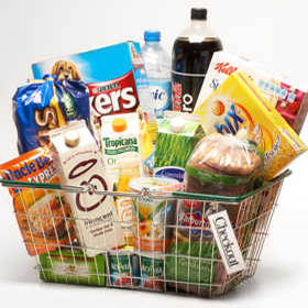 Grocery Items PNG - 70213