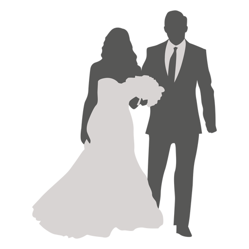 Bride groom walking 2 png - Groom HD PNG