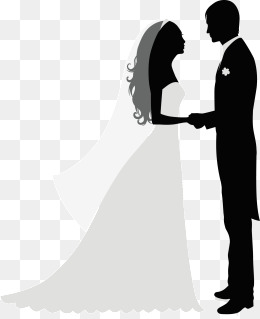Decorated Bride And Groom, Decoration, Vector, Wedding PNG And Vector - Groom HD PNG