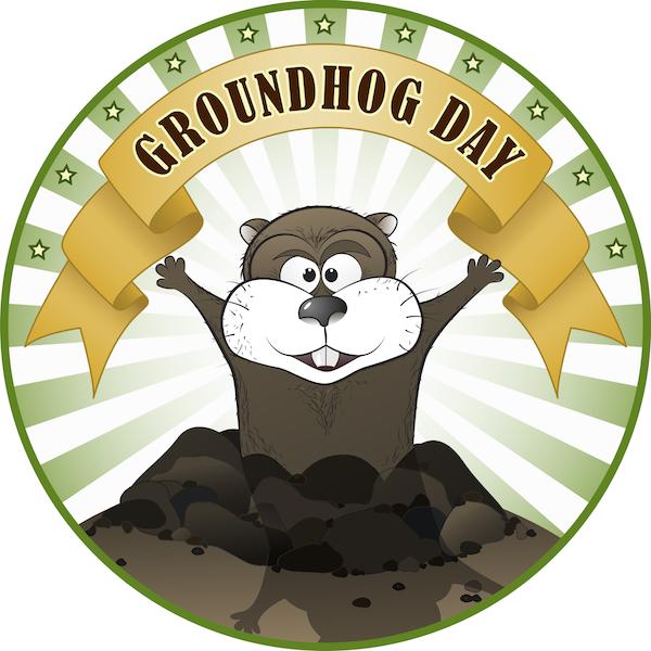 Groundhog Day - Groundhog Day PNG HD