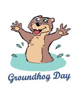 Groundhog Day History - Groundhog Images PNG HD