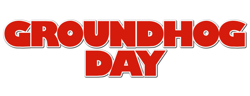 Groundhog-day-movie-logo.png - Groundhog Images PNG HD
