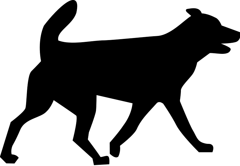 53 Dog Png Image Picture Download Dogs - Group Of Dogs PNG Black And White