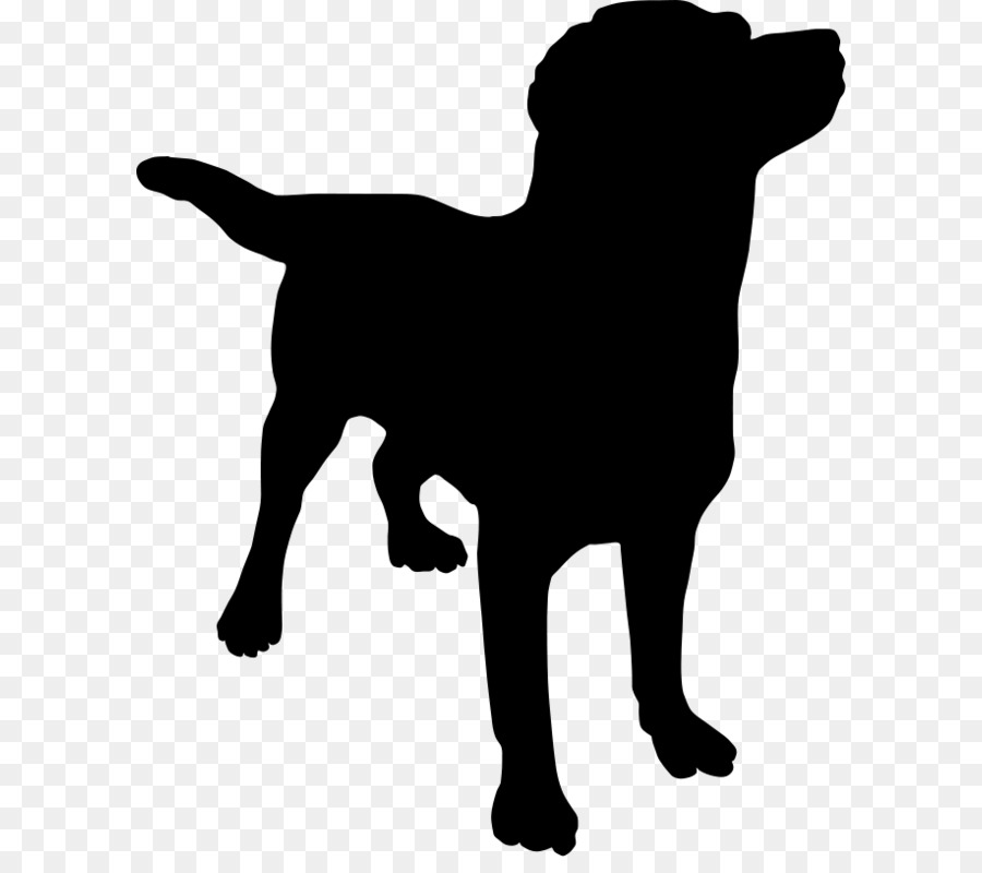 Dog Silhouette Clip art - dog png image, picture, download, dogs - Group Of Dogs PNG Black And White