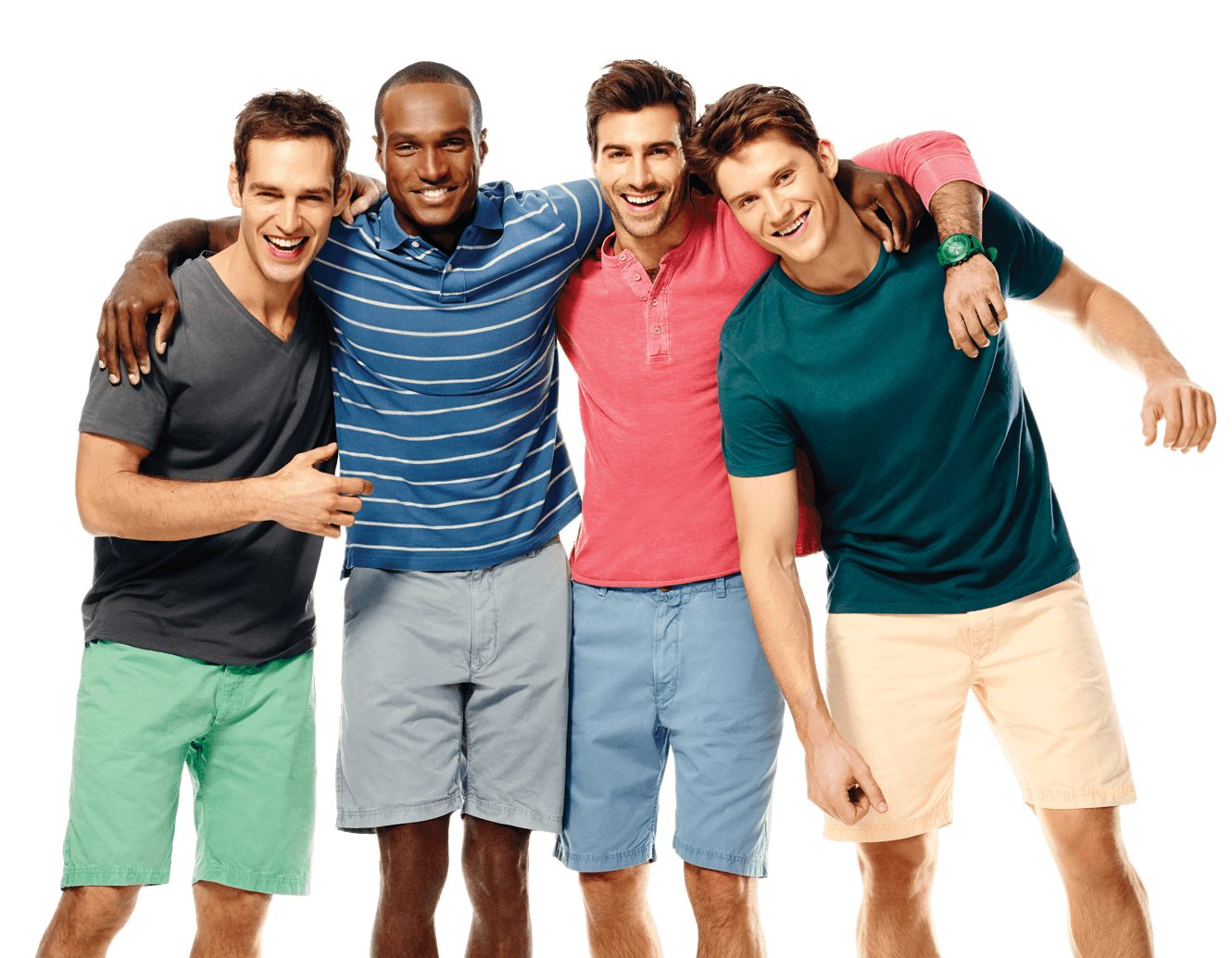 Group Of Men PNG - 44648
