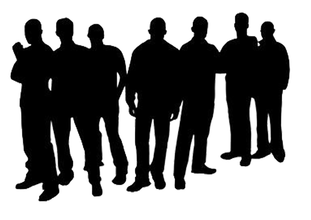 Group Of Men PNG - 44655