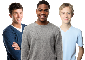 Group Of Men PNG - 44654