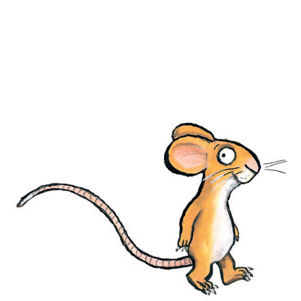 Gruffalo Mouse Image PlusPng.com  - Gruffalo PNG