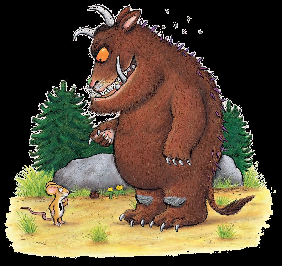 The Gruffalo - Gruffalo PNG