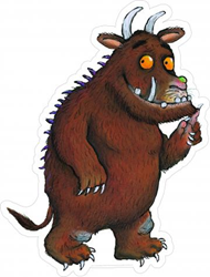 The Gruffalo picture book is set to come alive for children in a new series  of outdoor signs from Playground Basics - Gruffalo PNG