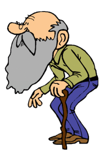 Free Old Man Clipart Pictures - Grumpy Old Man PNG