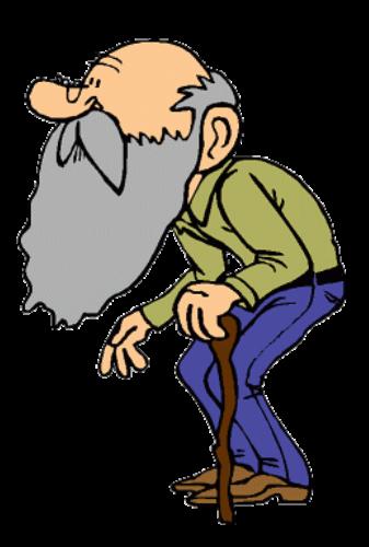 Grumpy Old Man PNG - 47947