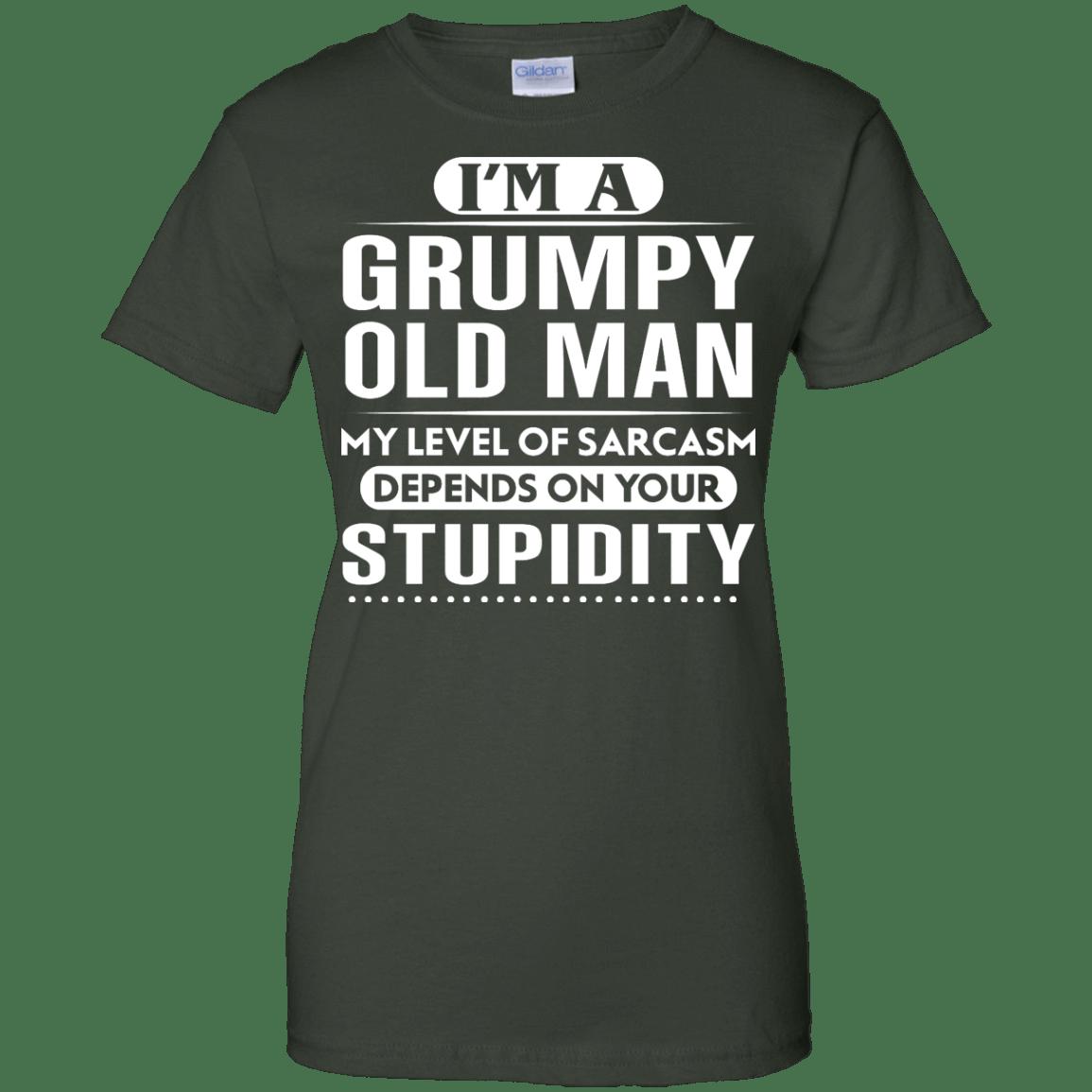 Grumpy Old Man PNG - 47950