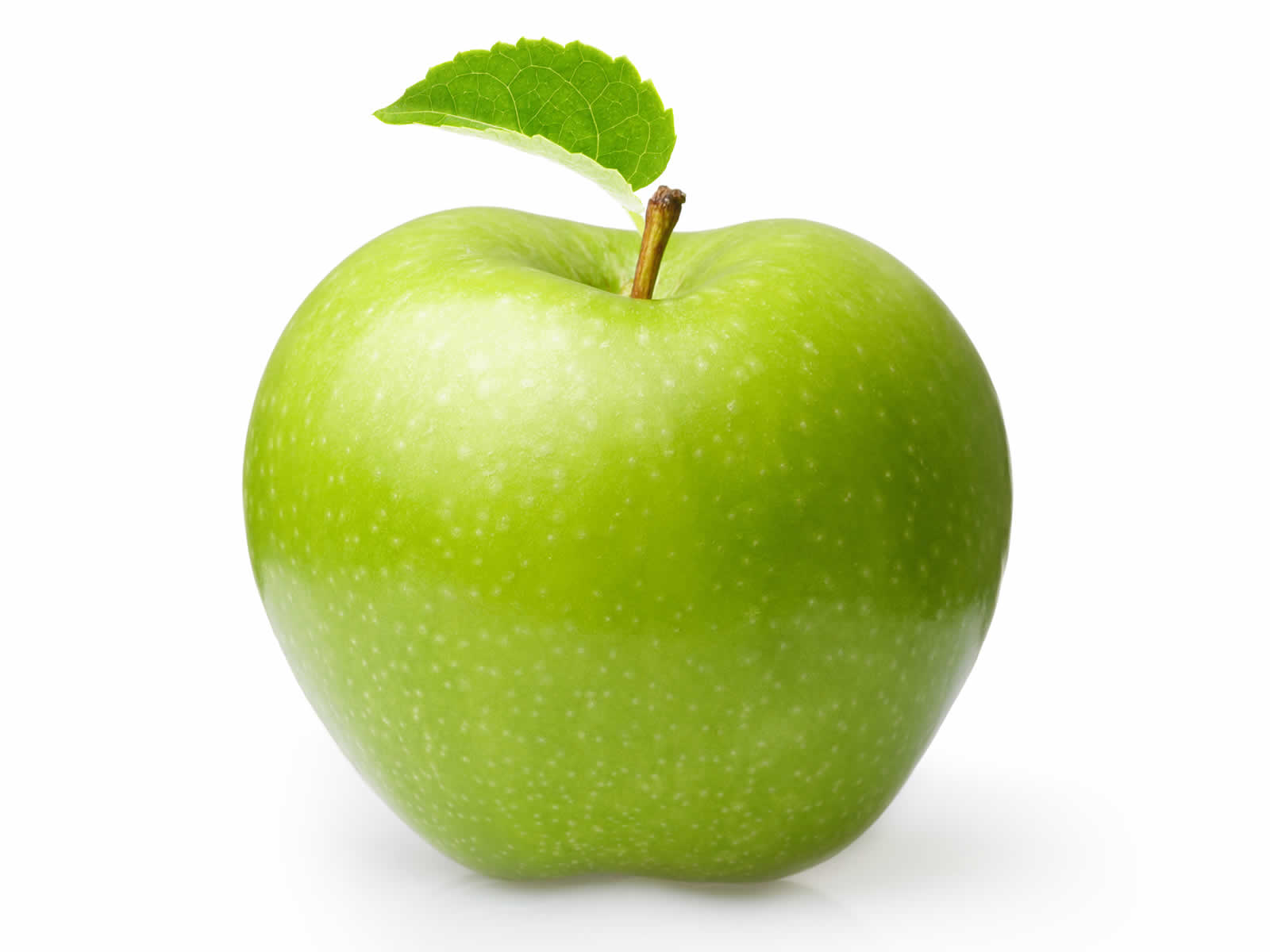 Gruner Apfel PNG-PlusPNG.com-1600 - Gruner Apfel PNG