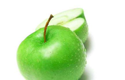 Gruner Apfel PNG-PlusPNG.com-434 - Gruner Apfel PNG