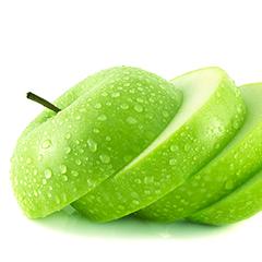 Grüner Apfel - Gruner Apfel PNG